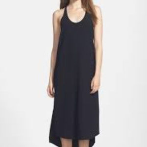 ANTHROPOLOGIE TROUVE WOVEN TANK DRESS SMALL